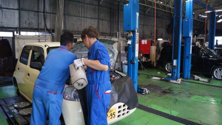 認証工場を京都でお探しですか?『指定工場』はご存じですか?