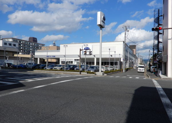 [車検×京都]京都の車検ができる自動車ディーラー(スバル)