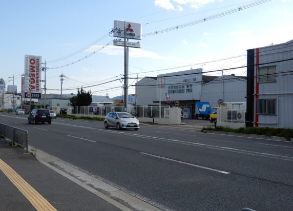 京都の車検ができる自動車ディーラー・三菱ふそう