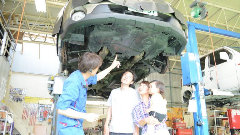 京都の車検センター選びは、指定工場がおすすめ!